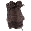 Rabbit Fur Skin - Low Grade  Grey (1pc)